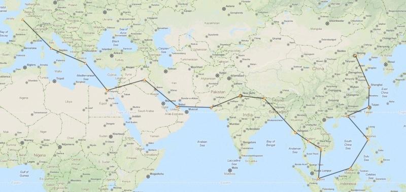 Le tour du monde en liner continue Captur12