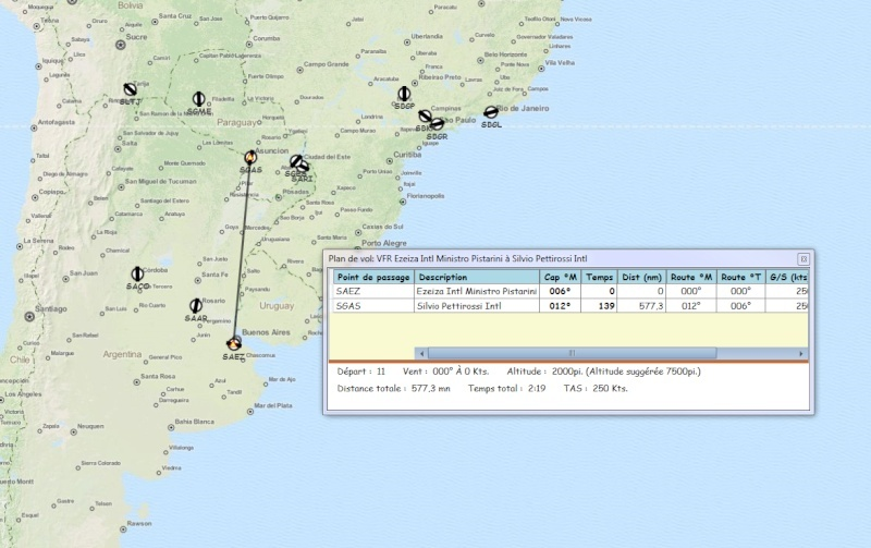 Tour du monde en liner Captur54