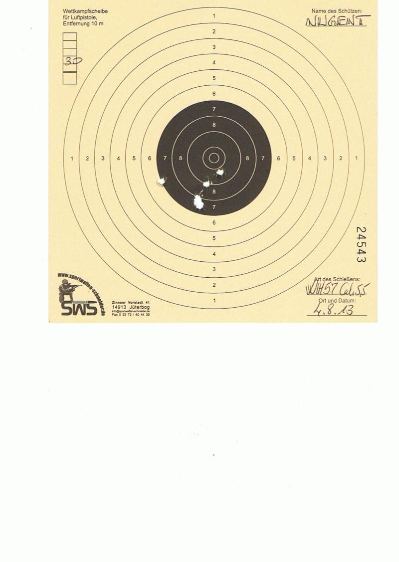 """Test Plombs H&N """"Field Target Trophy Green"""" sur HW 57 Cal.5,5  7,5 Joules   30m10"""