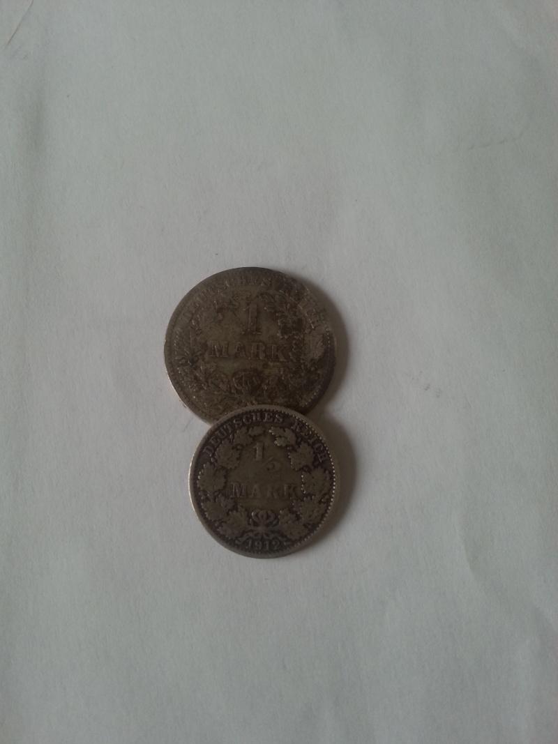 Monnaie argent ww1 20140852