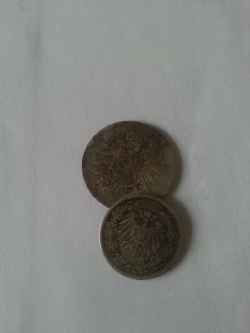 Monnaie argent ww1 20140853