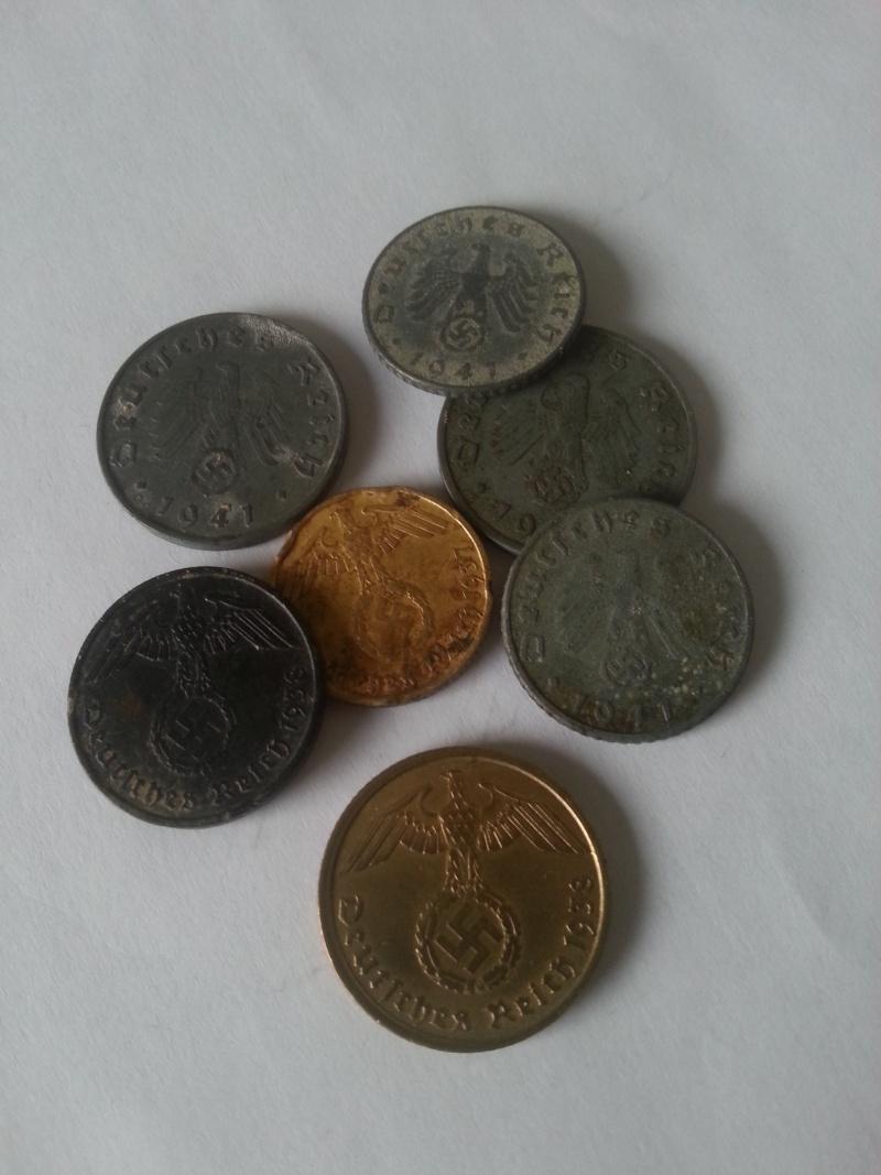 Monnaie ww2 20140854
