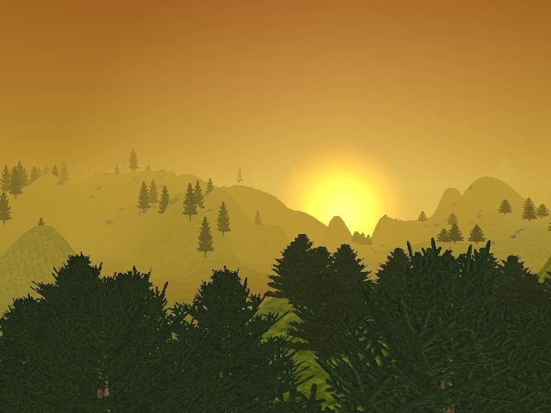 Screenshots of the Land Screen15
