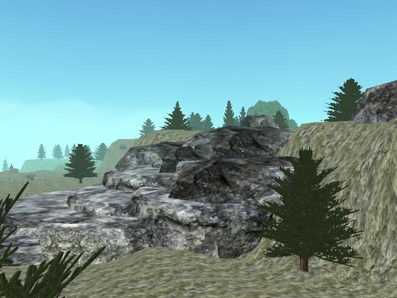 Screenshots of the Land Screen19