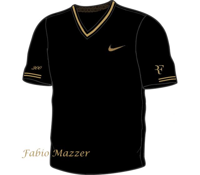 Roger Federer rf 300 settimane special edition nike Roger_12