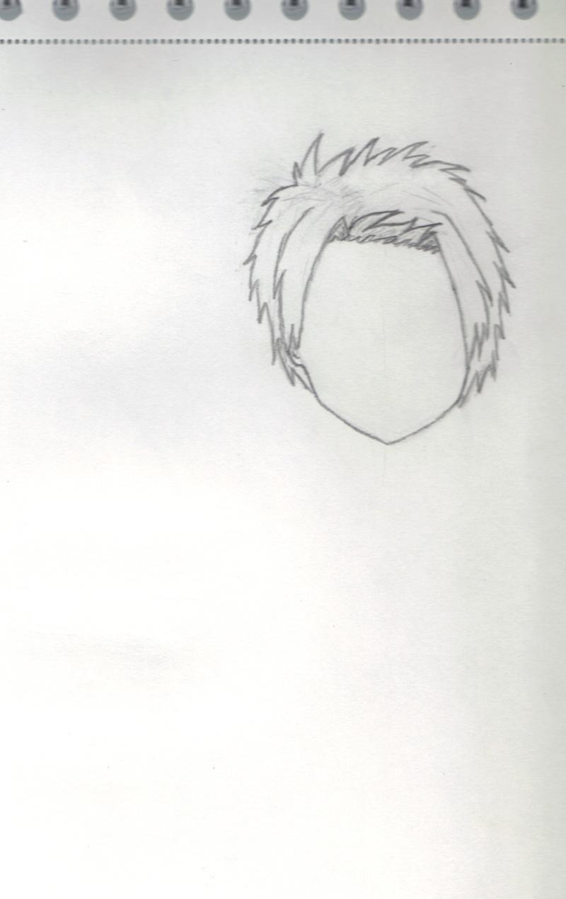 Reiji, personnage principal de parkour dans mon manga 30-07-15