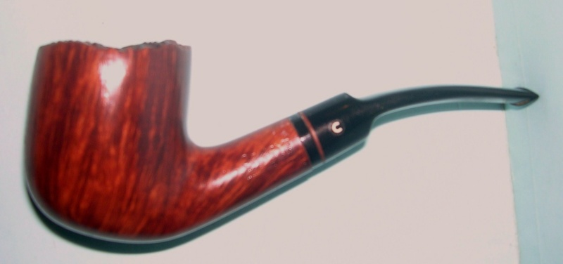 Comoy Specimen Straight Grain. Your Thoughts please. 210