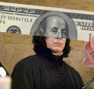 Snape is real.... Snape10