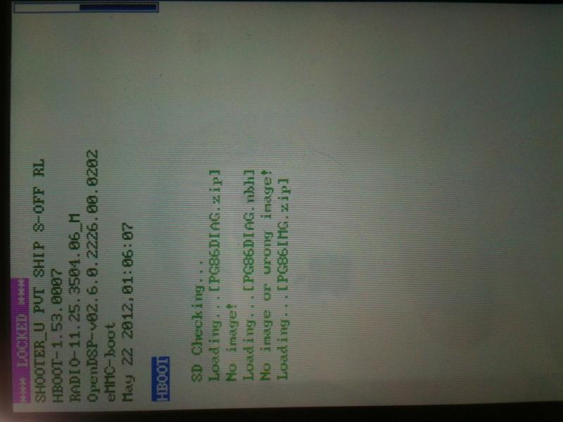[aide] evo 3d hboot 1.53.0007 sous ics apres retour sav comment metrre s-off - Page 2 Img_0112
