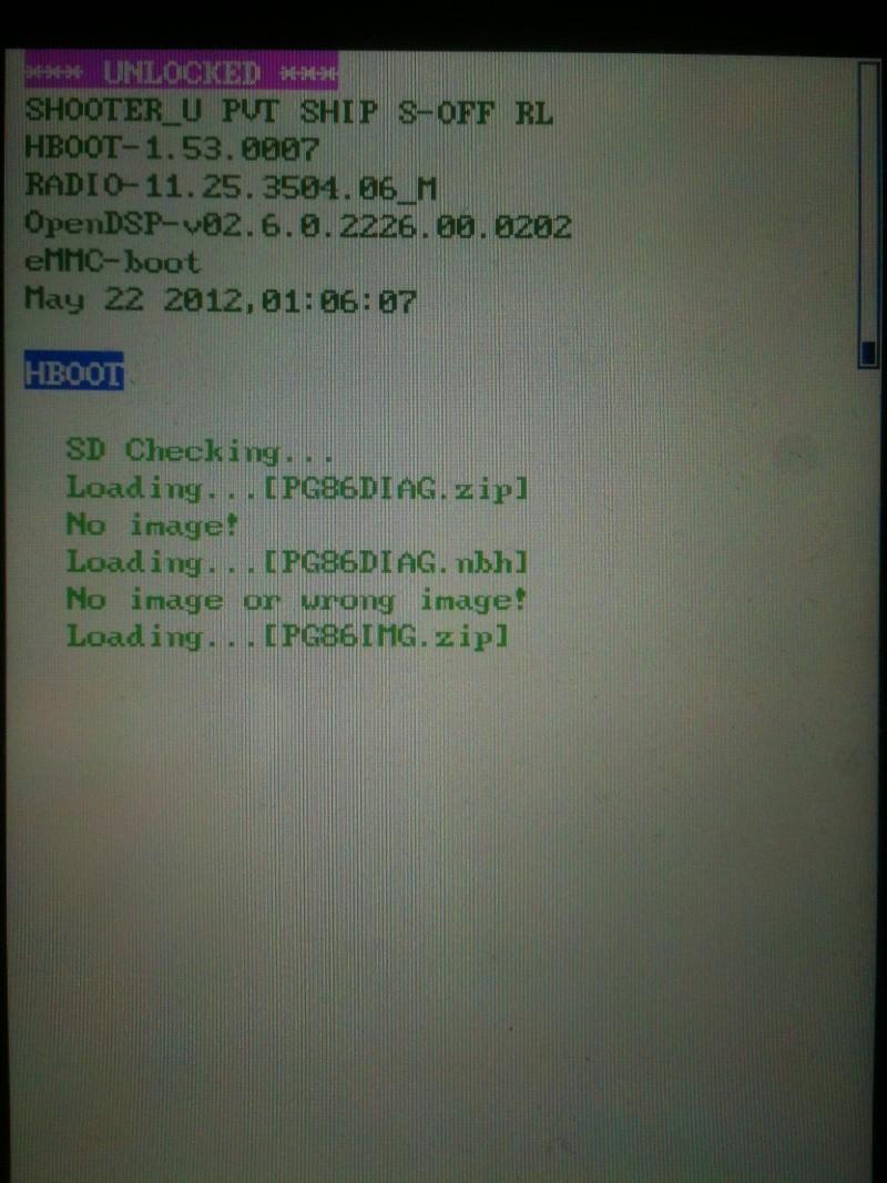 [aide] evo 3d hboot 1.53.0007 sous ics apres retour sav comment metrre s-off - Page 3 Img_0118