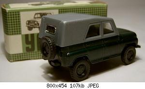 I modellini russi di Исаеff (Vadim) Ddd-4624