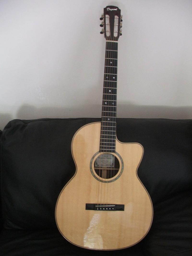 Guitare GA 30 PC Custom de Maurice DUPONT Dscf8618
