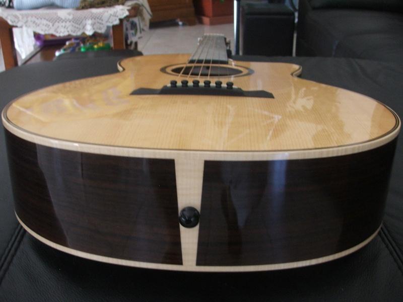 Guitare GA 30 PC Custom de Maurice DUPONT Dscf8619