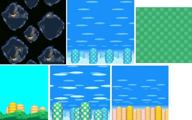Backgrounds W111