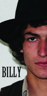 BILLY [web-série] Banner10