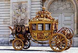 Maquette de carrosse de la renaissance Carros10