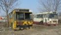 Vehicule aflate în conservare de RATB 117