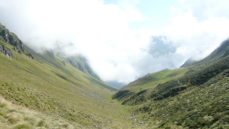 Site naturel energetiquement remarquable  -  pas de Couret d'Esquierry (2131 m) - Pyrénées 2008-010