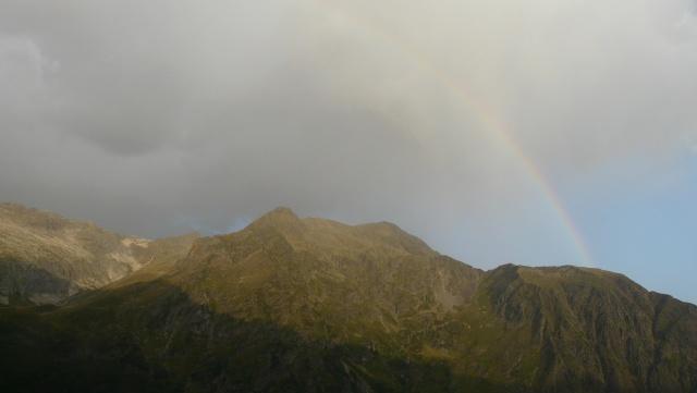 Site naturel energetiquement remarquable  -  pas de Couret d'Esquierry (2131 m) - Pyrénées P1070910