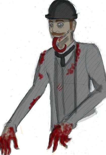 LOOK MY ART. Creepy10
