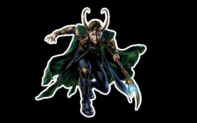 Loki d'Asgard. Loke12