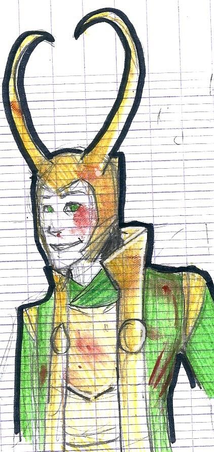 LOOK MY ART. Numari13