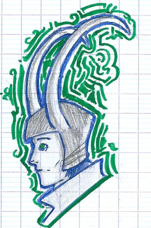 LOOK MY ART. Numari14