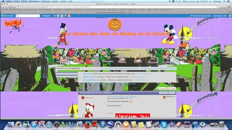 Nouveau thème pour le forum ! Halloween ! Captur13