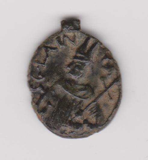 Médaille Saint-Ghislain Medail10