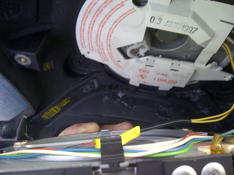 Tuto démontage  volant phase 1 Img-2035