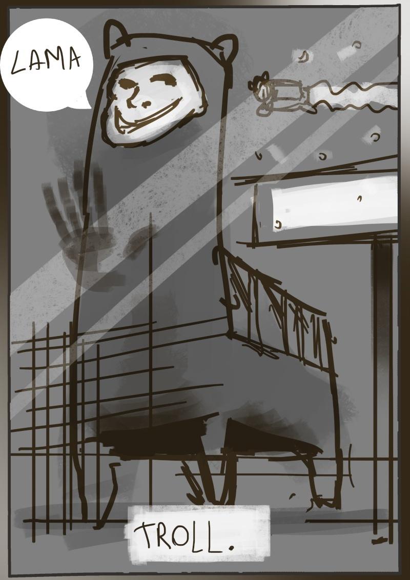 Live de dreaming world  - Page 2 Lama10