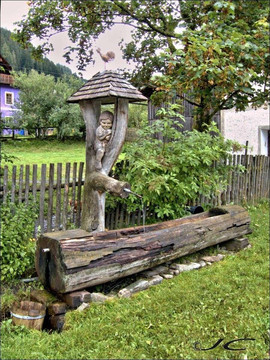 Les alpes  autrichiennes Abreuv10