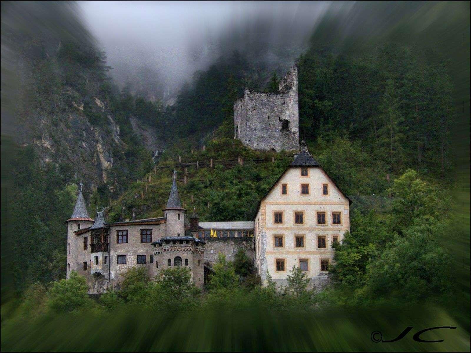 Les alpes  autrichiennes - Page 2 Chatea10