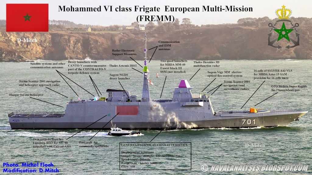 البحرية الملكية المغربية -شامل- - صفحة 12 Mohamm10