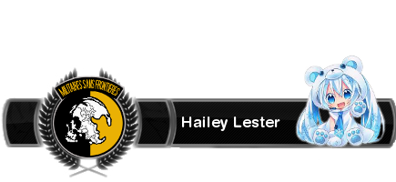New Post, Post Backs, and Profile Field Hailey10
