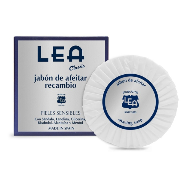 """Nouvelle gamme LEA """"Classic"""" : Savon, Crème et AS Sandalwood-Moss 2120-210"""