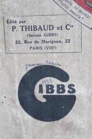 Jeu de l'Oie GIBBS de 1923 ou avant Img_1116