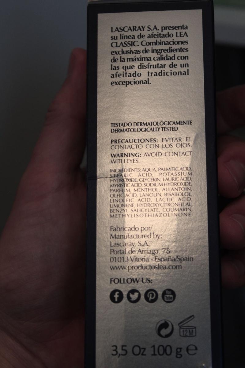 """Nouvelle gamme LEA """"Classic"""" : Savon, Crème et AS Sandalwood-Moss Img_2811"""
