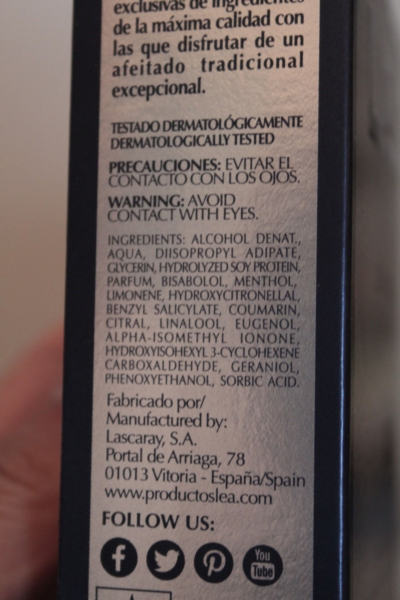 """Nouvelle gamme LEA """"Classic"""" : Savon, Crème et AS Sandalwood-Moss Img_2812"""