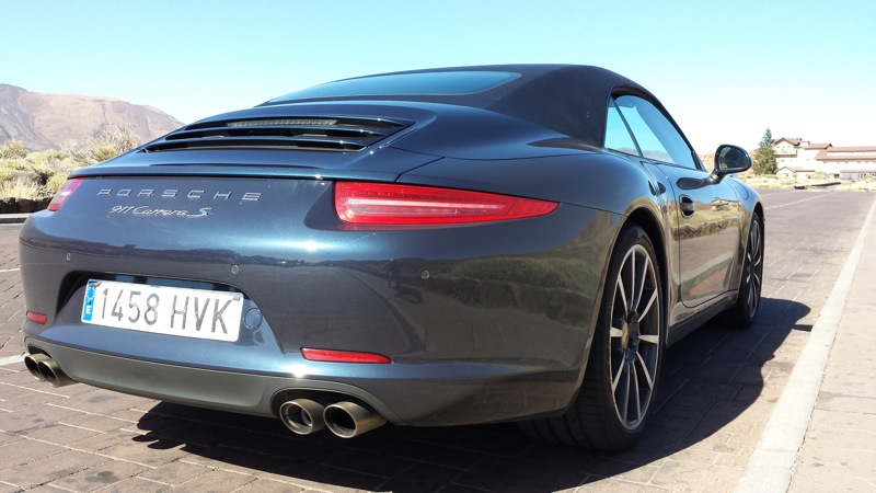 Le Boxster GTS (981) d'Olivier_TFE - Page 2 20140813