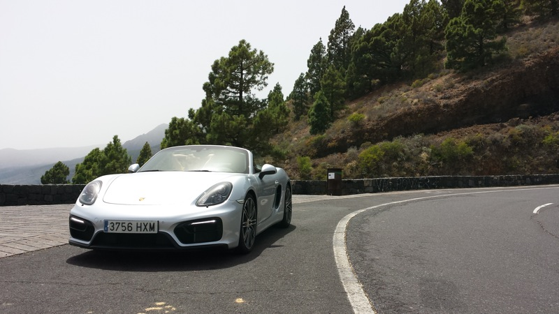 Le Boxster GTS (981) d'Olivier_TFE - Page 2 20140814