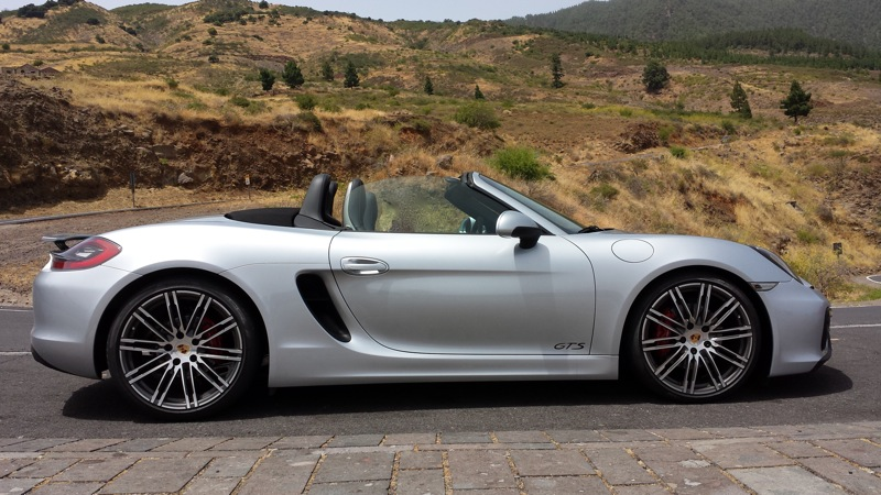 Le Boxster GTS (981) d'Olivier_TFE - Page 2 20140817