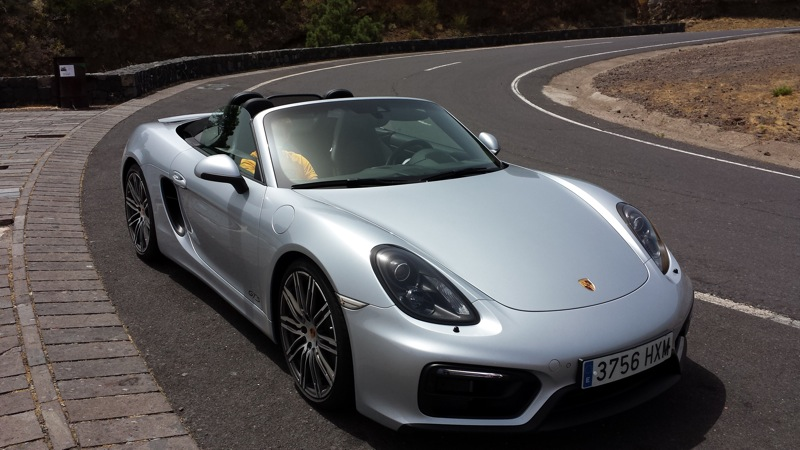 Le Boxster GTS (981) d'Olivier_TFE - Page 2 20140818