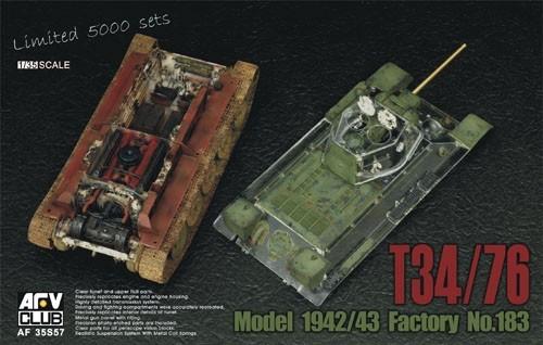 AFV T34/76 Model 1942/43 Factory N°.183  Afv35s10