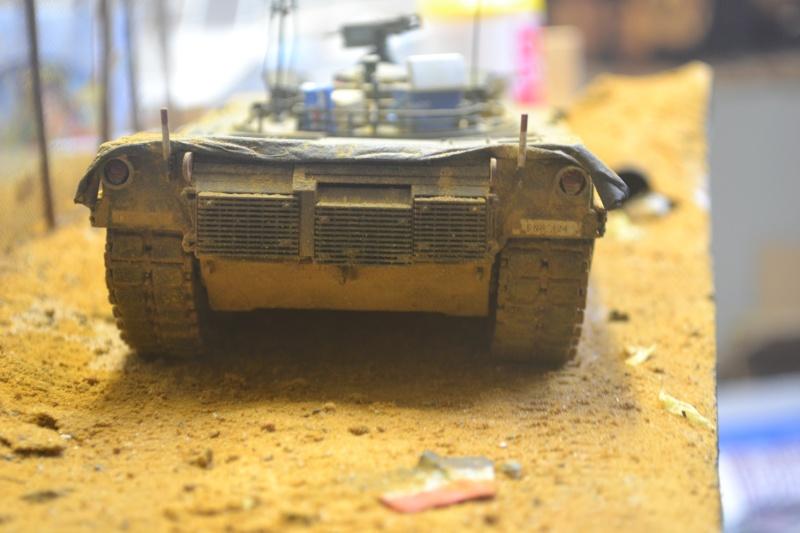 M1 mine rollers et M1 mine plows (dragon et trumpeter 1/35) Dsc_0017