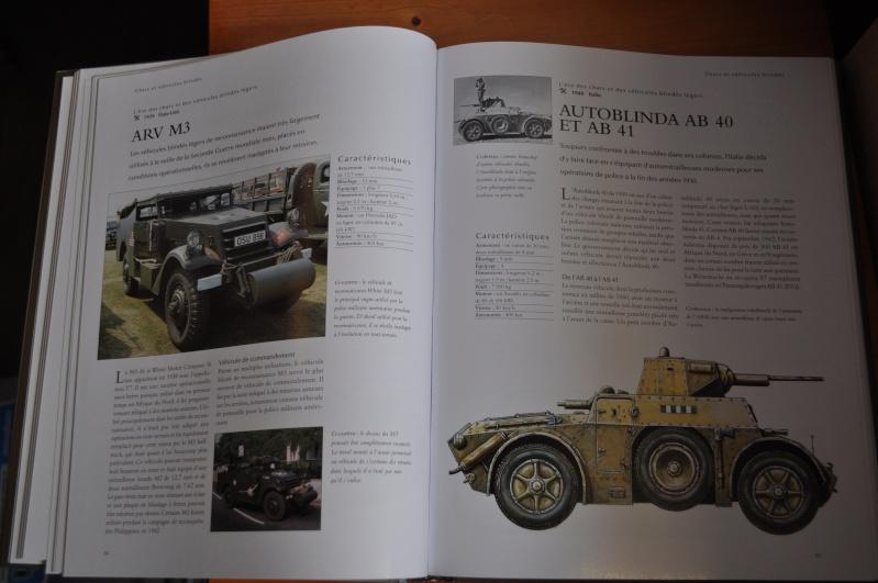 livre de 240 pages sur les blindés neuf Dsc_0033