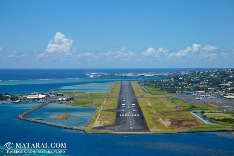 Tahiti] Aéroport Faa'a  durant les campagnes. - Page 2 Aeropo10