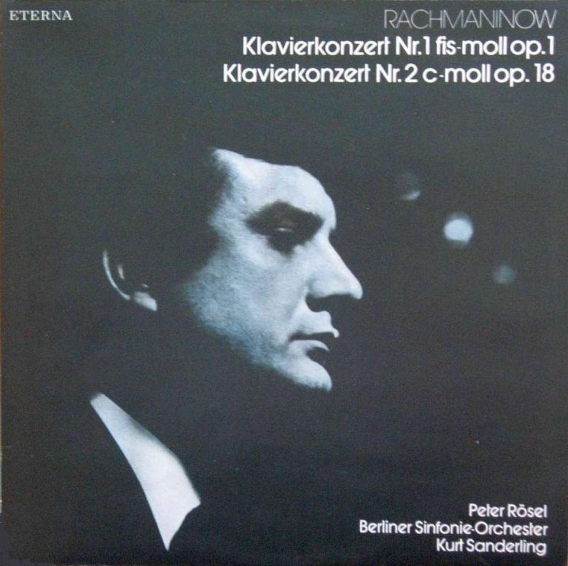 Rachmaninov : Concertos N°1 et 4, Rhapsodie Paganini Rachma13