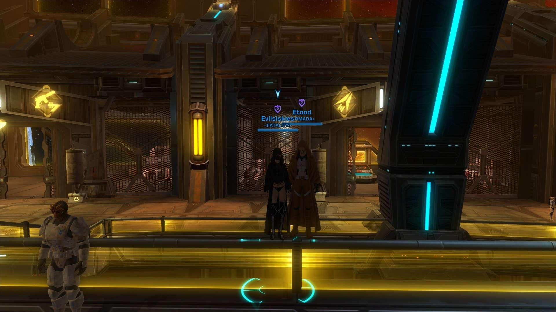 400k heal on my operative  Swtor_13
