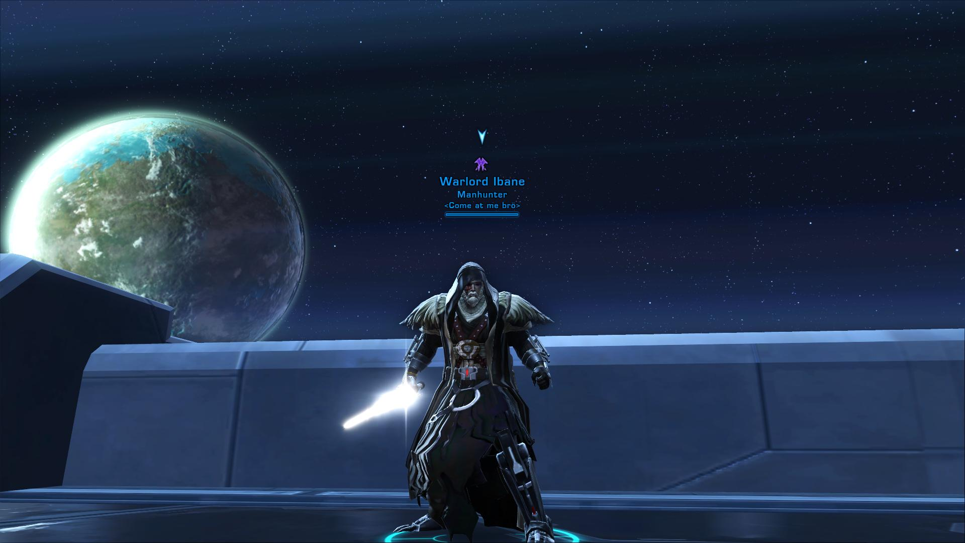 400k heal on my operative  Swtor_14